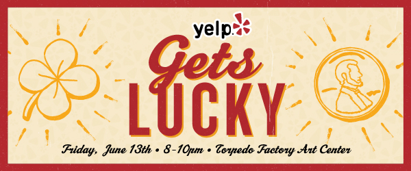 Yelp Gets Lucky